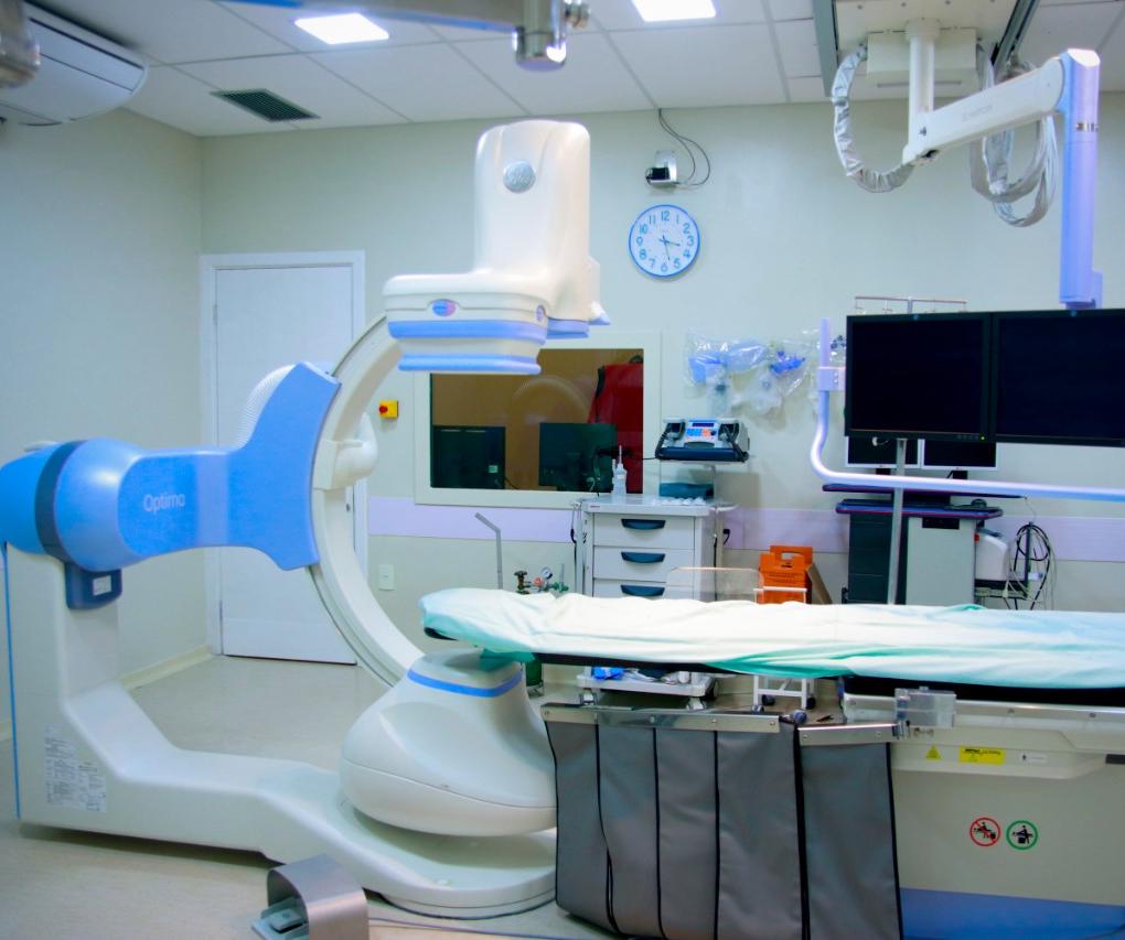 Hemodinâmica: profissionais qualificados e equipamentos para salvar vidas