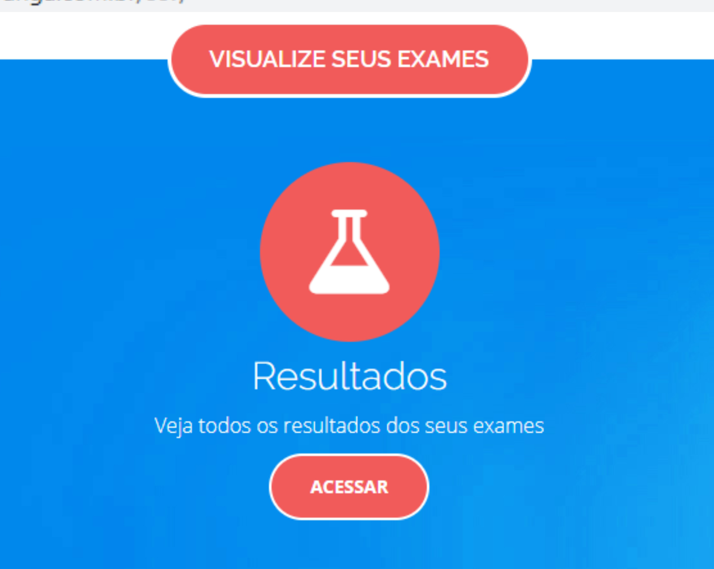 Site da Santa Casa: exames acessíveis com rapidez e comodidade