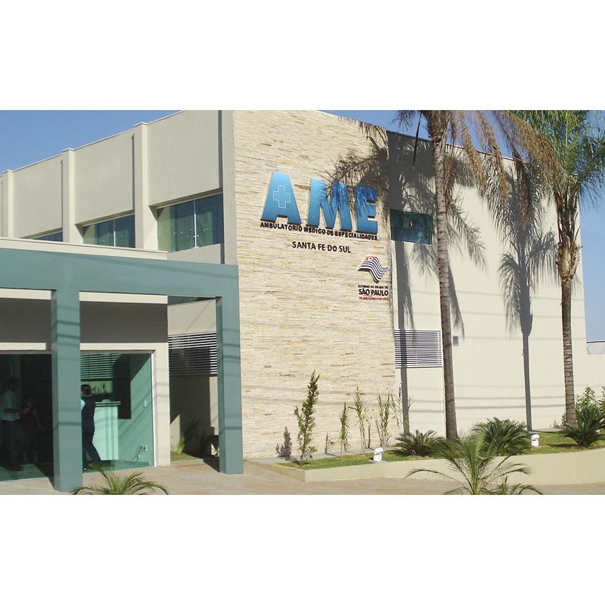 AME Santa Fé do Sul fecha 2019 com 96.258 atendimentos