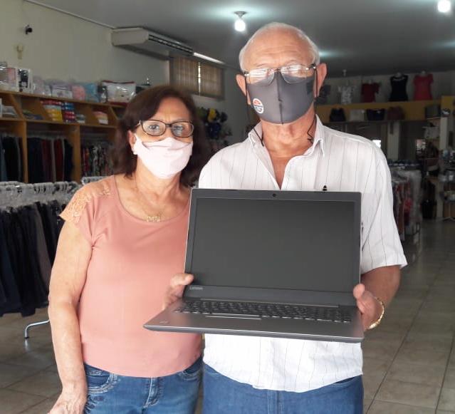 Ganhadores da campanha Saúde que dá Prêmio são do bairro Pozzobon