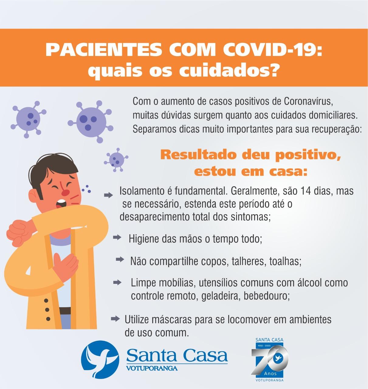 Coronavírus: como fazer isolamento domiciliar?