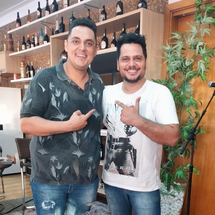 Bruno e Humberto: solidariedade de peso