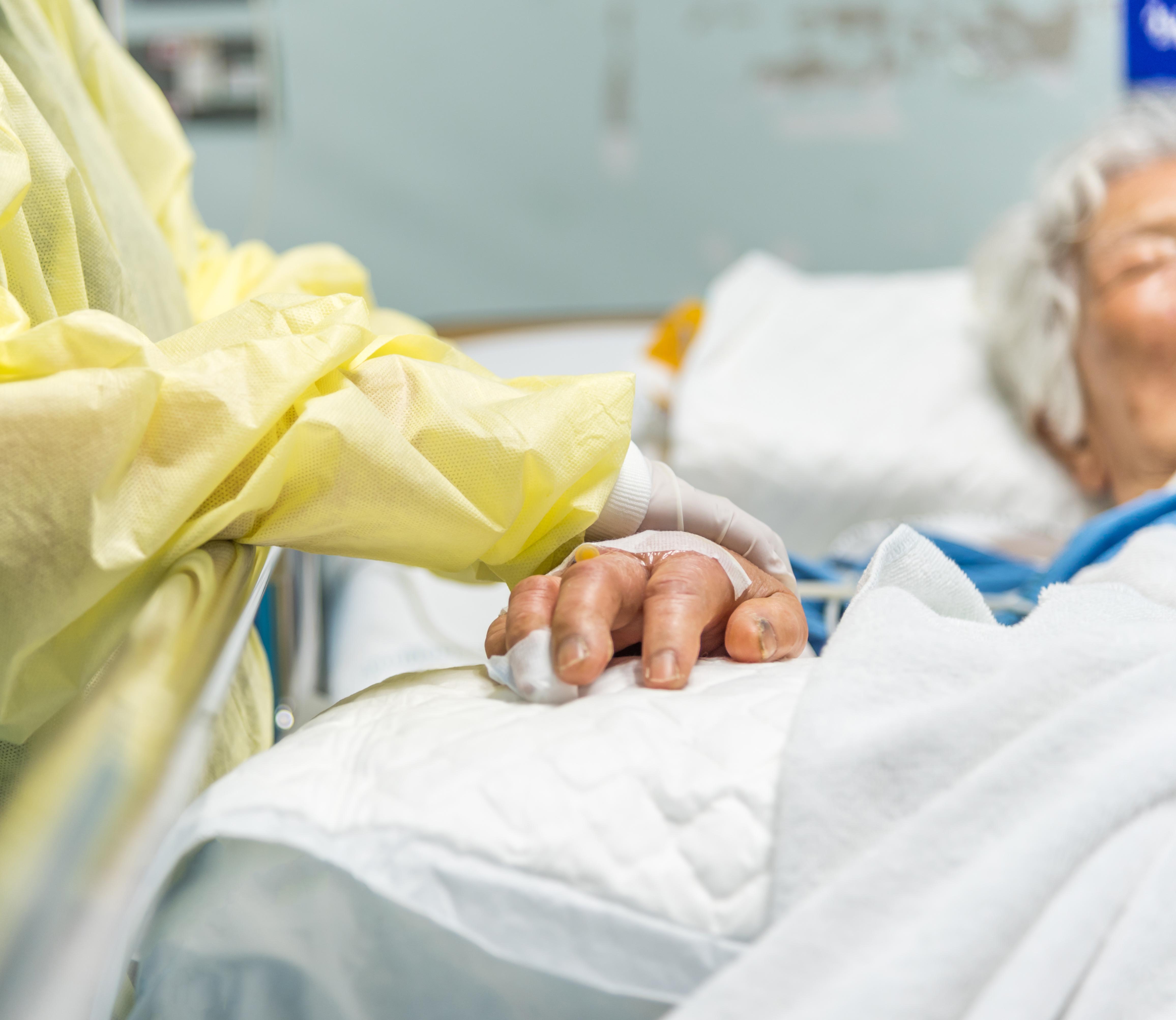 Fisioterapia adota posicionamentos funcionais aliado ao tratamento de COVID-19