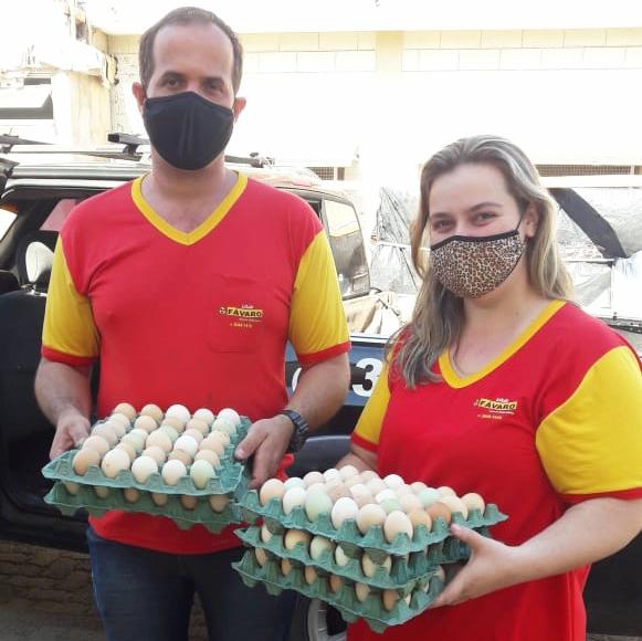 Casal Fávaro: doações para Santa Casa