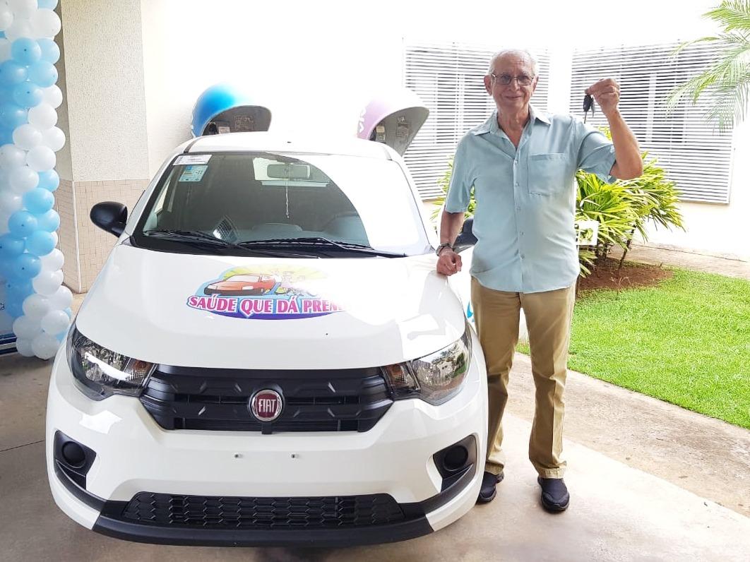 """""""Saúde que dá Prêmio"""": concorra a um carro 0 km"""