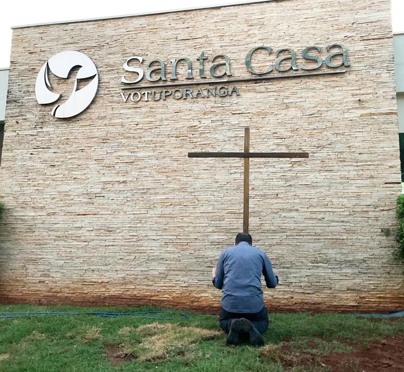 Santa Casa: fim de semana de oração e fé
