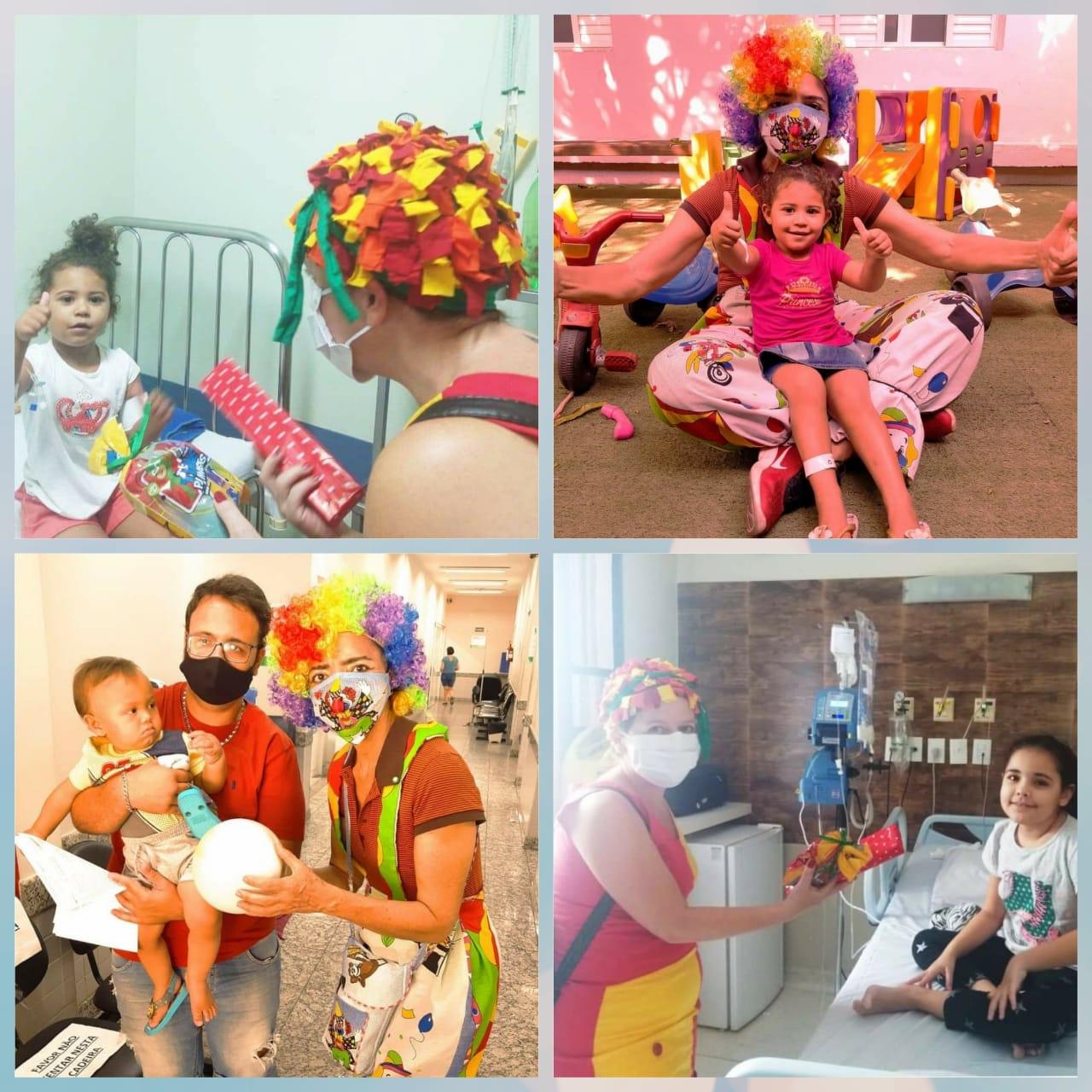 Dia das Crianças especial na Santa Casa