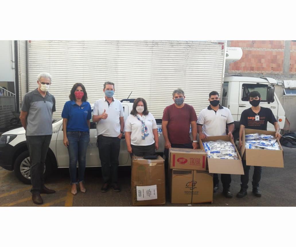 Rotarys Clubs se unem para ajudar Santa Casa