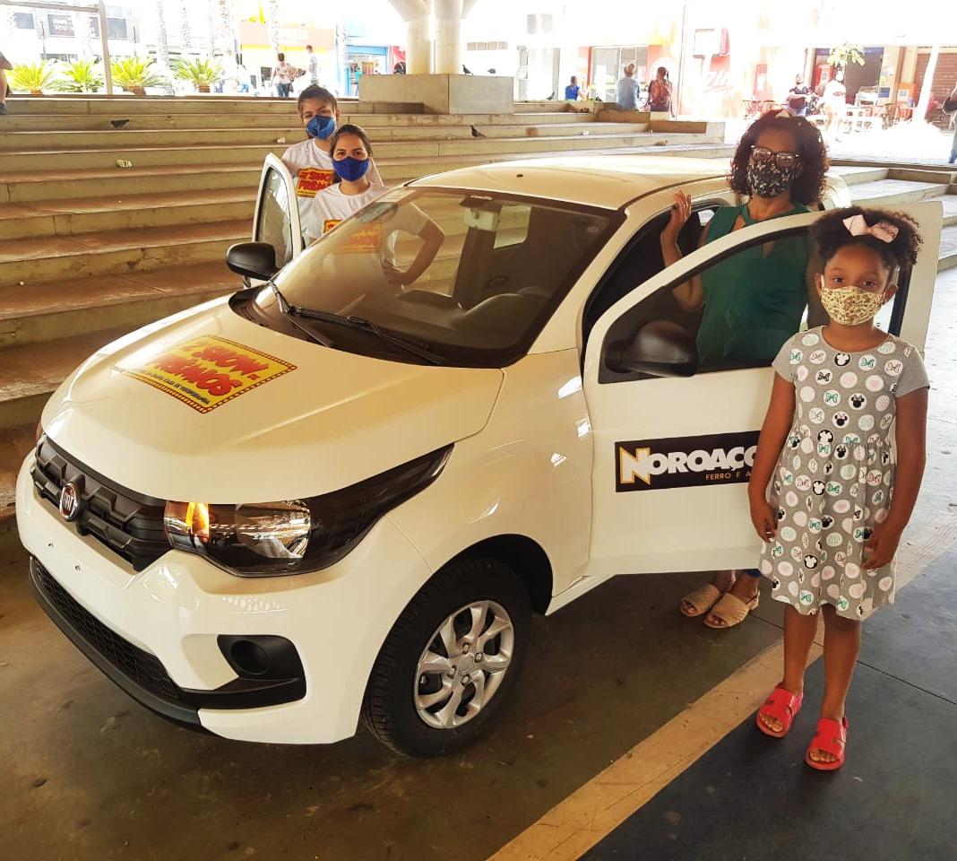 Show de Prêmios: ganhadora do carro é colaboradora da Santa Casa