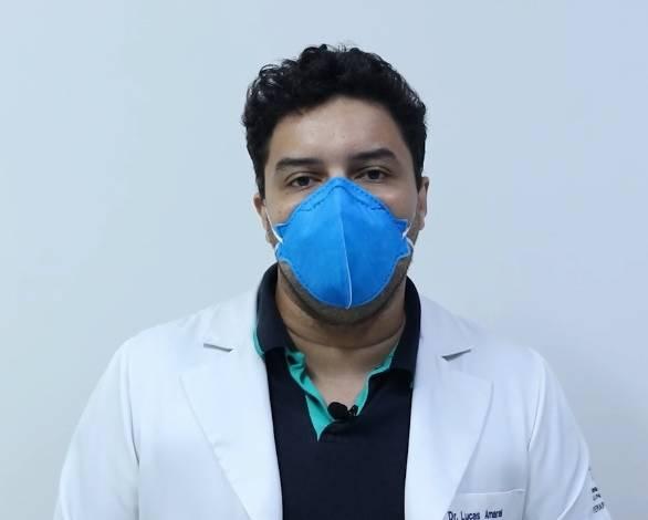 Médico Intensivista da Santa Casa faz apelo à população