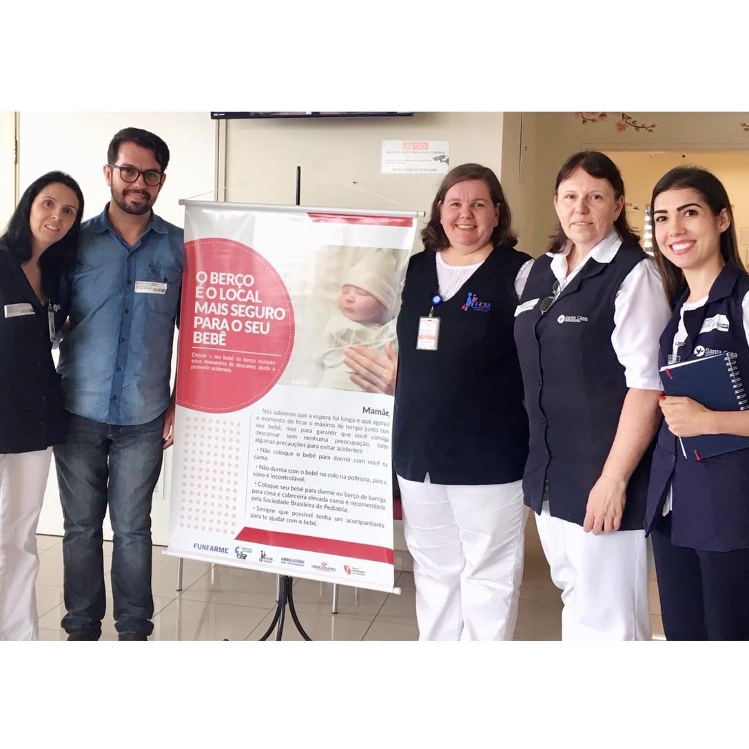 Santa Casa visita HCM em Rio Preto