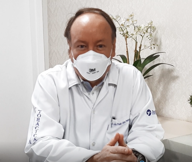 Médico orienta sobre efeitos da baixa umidade do ar